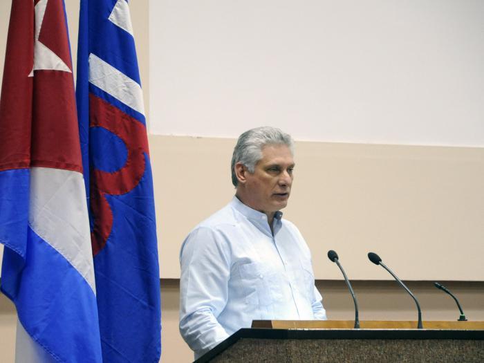 Miguel Mario Díaz Canel