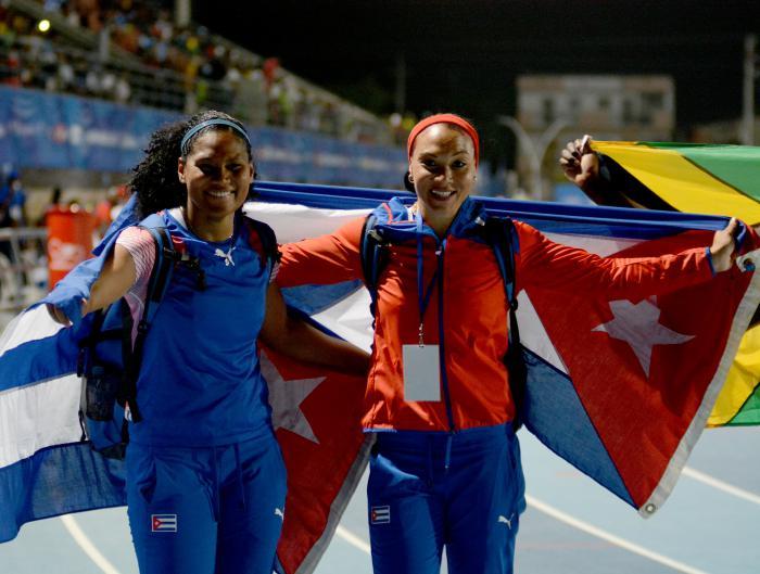 Como se esperaba, Denia y Yaimé irán por medallas en Doha
