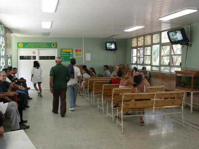 Cienfuegos hospital fully restored after fire