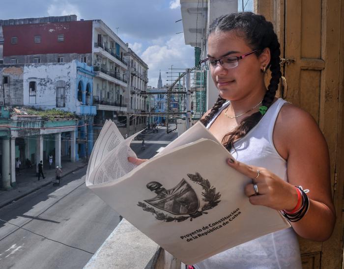 La amplia demanda del Proyecto de Reforma Constitucional originó que se decidiera incluirlo en dos ediciones de Granma