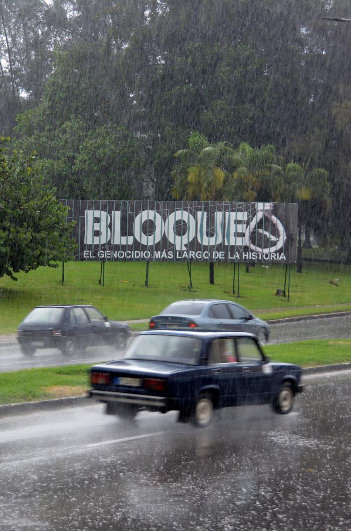 Repudian desde Brasil bloqueo económico de Estados Unidos contra Cuba