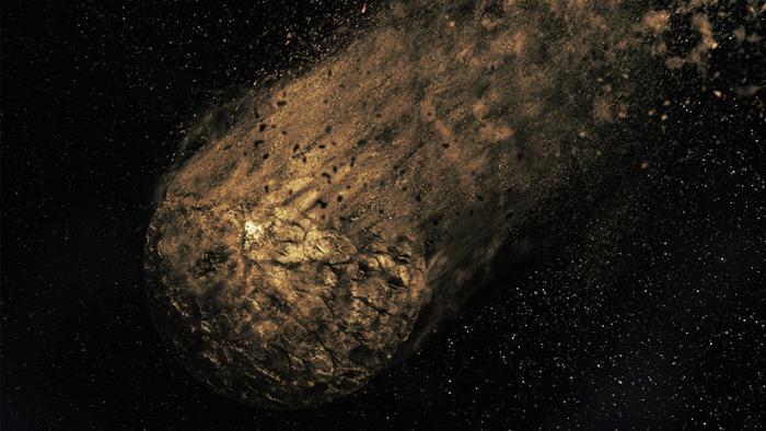 El cuerpo celeste se dirige hacia nuestro planeta a una velocidad de 32,186 kilómetros por hora