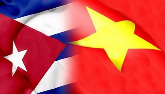 Dialogan en La Habana Primer Vicepresidente cubano y dirigente vietnamita
