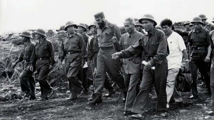Noventa millones de vietnamitas también festejarán la fecha en que Fidel llegara a la «tierra de acero». Foto: archivo de granma