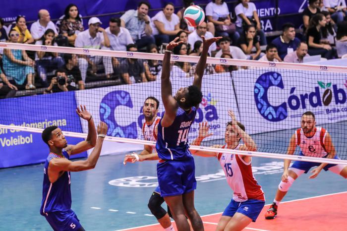 Voleibolistas cubanos encajan tercera derrota en Mundial de Varna