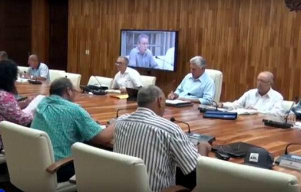 Analizó Díaz-Canel programas para el desarrollo del país.