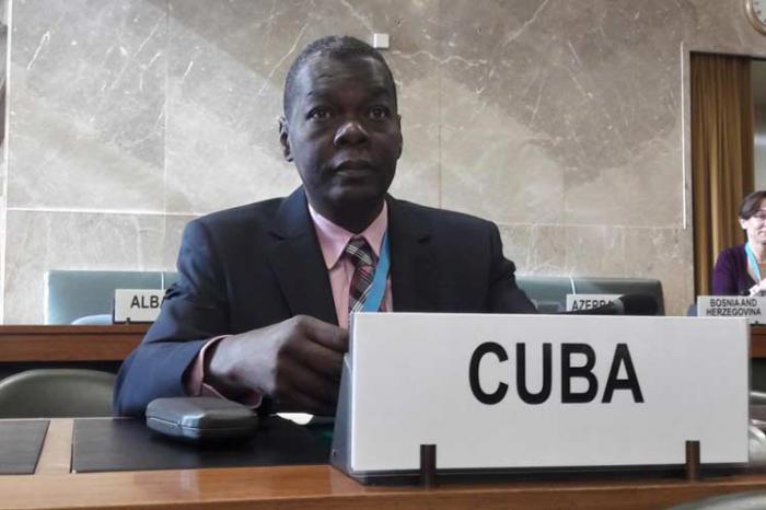 Cuba reafirma en Ginebra compromiso con cooperación Sur-Sur