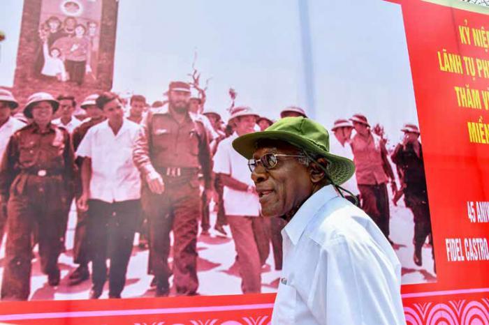 Conmemoran en la provincia de Quang Tri aniversario 45 de la primera visita de Fidel a Vietnam
