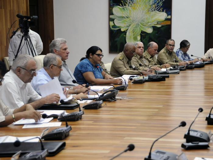 Cuban president confirms advances in the implementation of electronic government