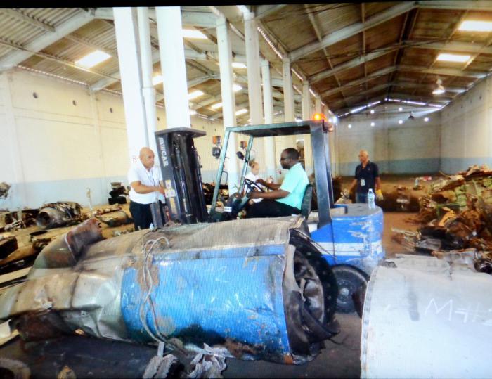 Ofrecen detalles sobre investigación del accidente aéreo en Cuba (+Video)