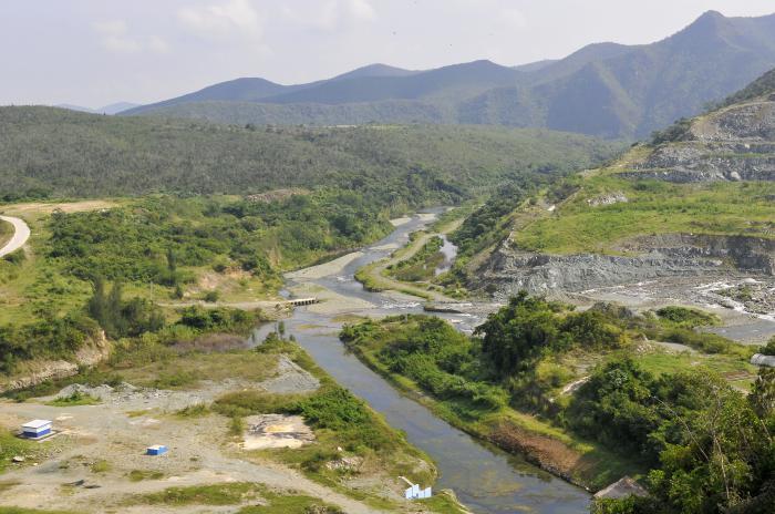 Encuentro de corresponsales del periódico Granma en la provincia de Holguín. Municipio de Mayarí, Trasvase Este-Oeste.