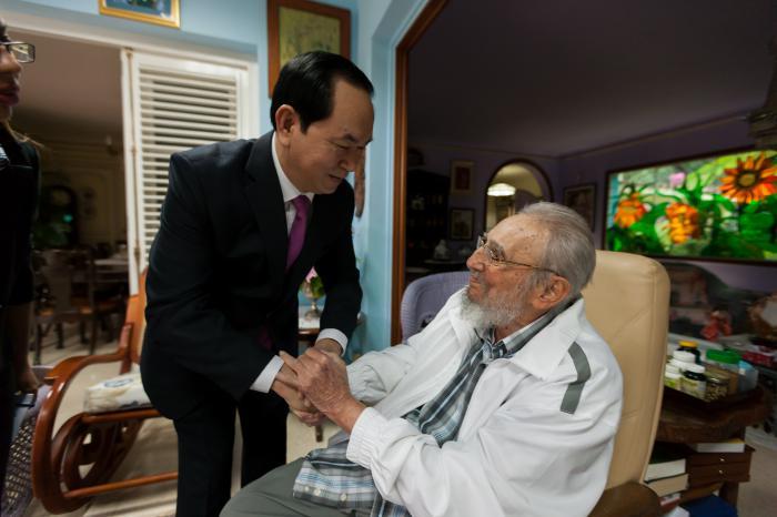 Falleció este viernes presidente de Vietnam