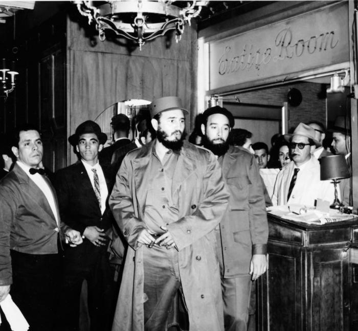 Fidel en la memoria y el corazón de Harlem (+ Fotos)