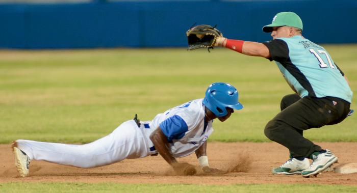 Beisbol Serie 58 IND vs La Isla
