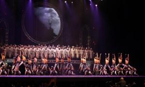 Carmina Burana, de Danza Contemporánea de Cuba.