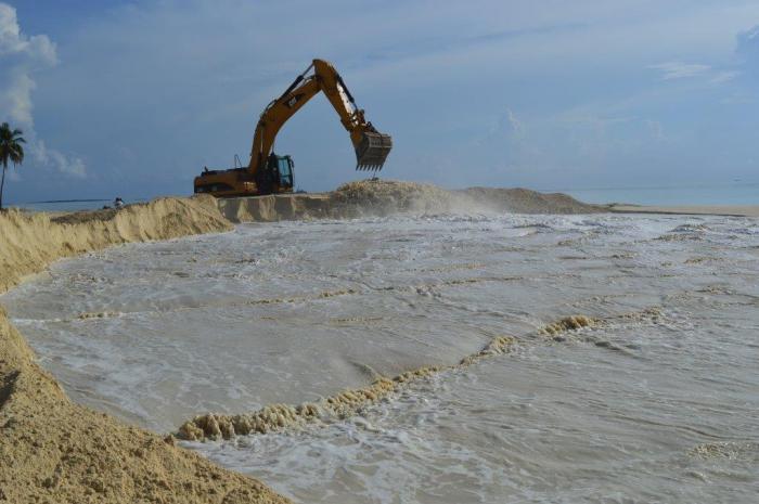 Estudian consecuencias del cambio climático para las playas caribeñas
