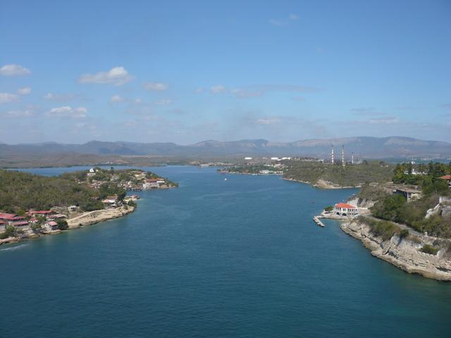 Santiago de Cuba es un territorio estratégico para el desarrollo de Cuba.
