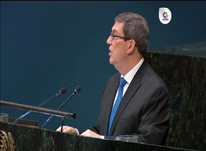 Cuba en la ONU.