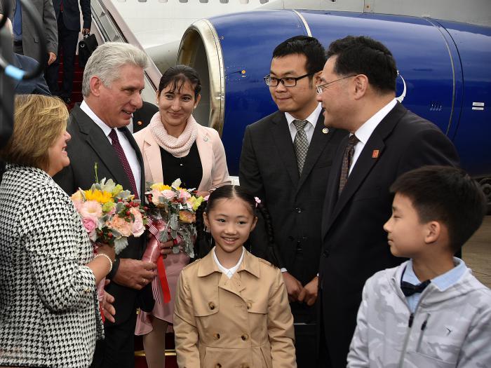 llegada a shanghai
