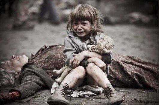 Millones de infantes a nivel mundial cargan la cruz de haber perdido a sus familiares en conflictos bélicos.