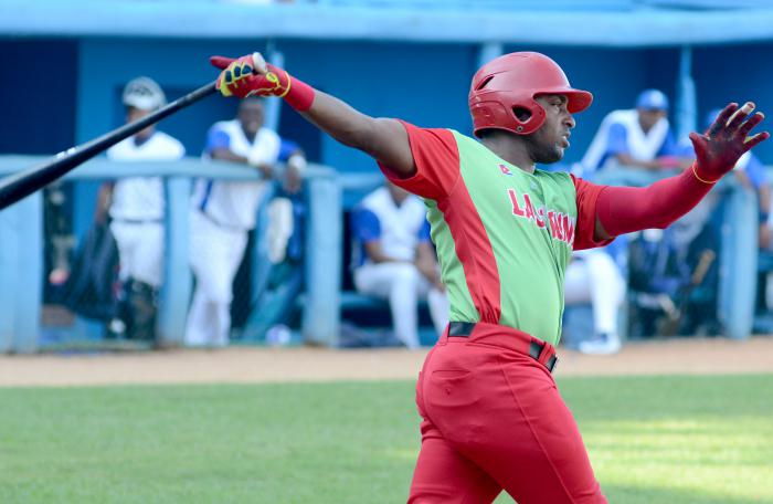Beisbol Serie 57 Las Tunas-JORGE ANTONIO JHONSON DIXON