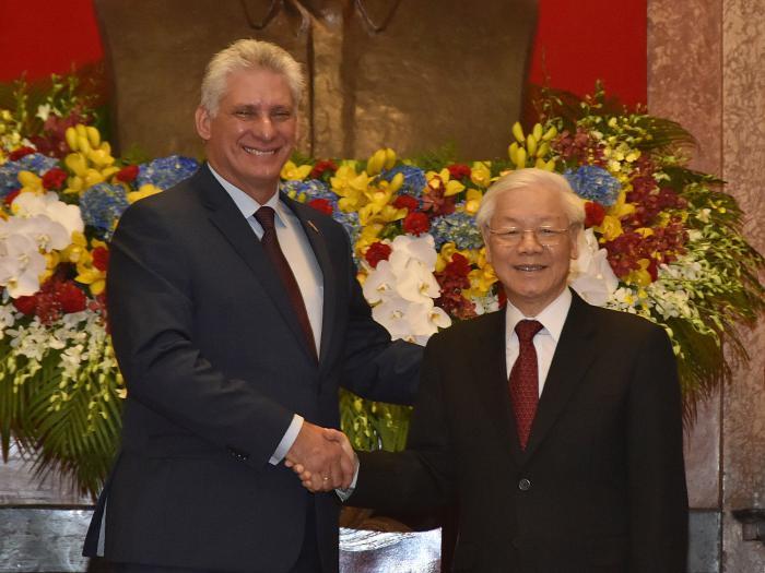Visita de Díaz-Canel fortaleció relación Cuba-Vietnam