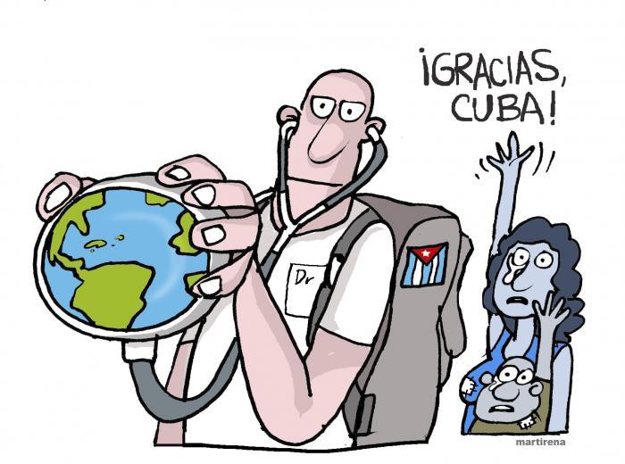 # Brigada Médica Cubana en el Estado de Qatar