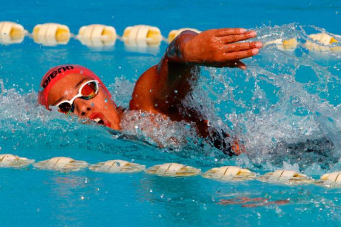 Nadadora cubana Elisbet Gámez rompe récord nacional en clasificatorio para Lima 2019