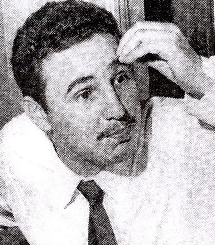 El abogado Fidel Castro.