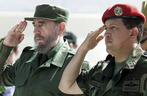 Chávez Fidel Castro Es El César De La Dignidad Y Del Socialismo Mundo Granma órgano Oficial Del Pcc