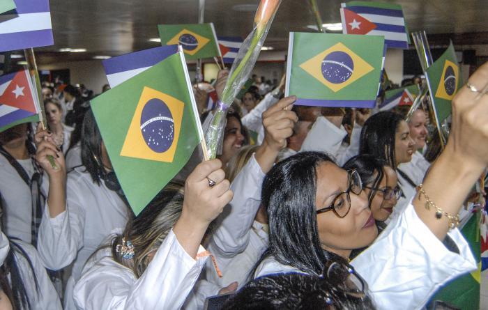 El programa Más Médicos llegó a lugares de pobreza extrema en Brasil.