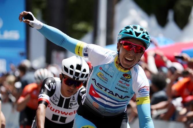 Cubana Arlenis Sierra concluyó cuarta en cierre del circuito mundial 2019