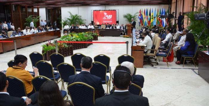 Maduro realza capacidad del ALBA para beneficiar a los humildes
