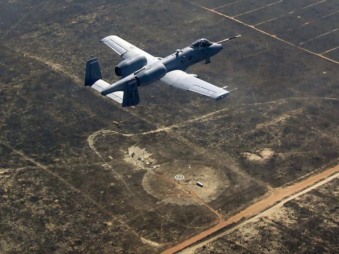 Base de la Fuerza Aérea Eglin en Florida, Estados Unidos de América.