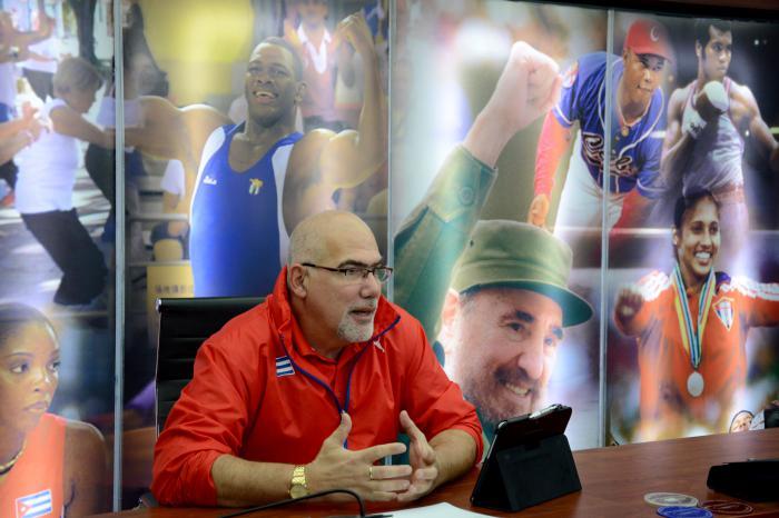 Antonio Becali, presidente del Inder, enfatizó en la preparación de nuestros deportistas para el ciclo que concluirá en Tokío.