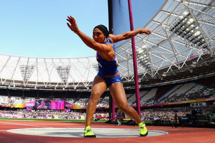 El atletismo debe aportar un considerable número de medallas en los Panamericanos de Lima.