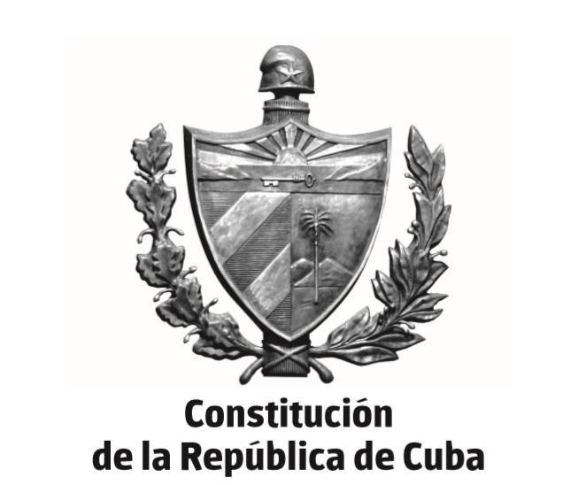 Tabloide con nueva Constitución cubana estará a la venta en todo el país
