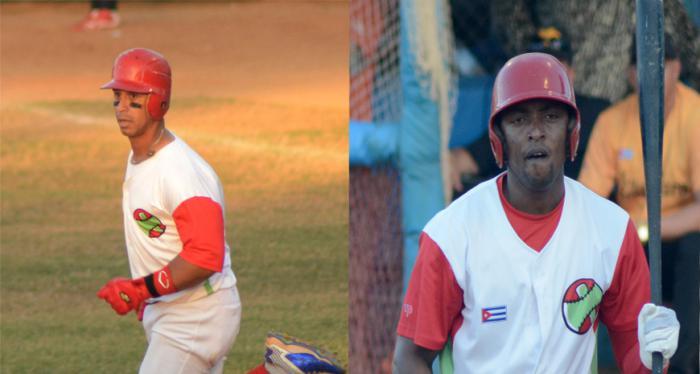 Jorge Alomá(izquierda) y Jorge Jhonson(derecha).