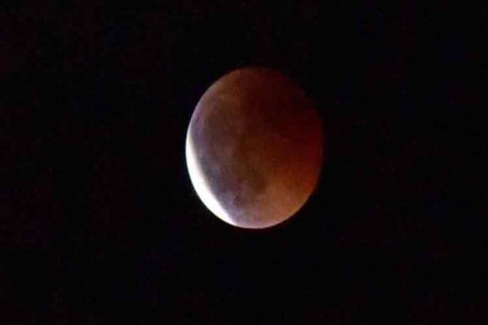 El primer eclipse total de Luna del año se producirá en la madrugada de este 21 de enero