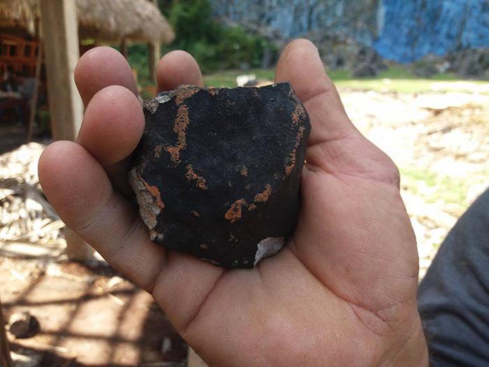 Asegura astrofísico que meteorito caído en Cuba podría dar luces sobre origen del Universo