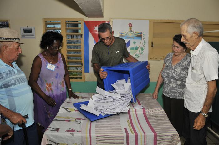Auditan en Cuba documentación del proceso de referendo constitucional