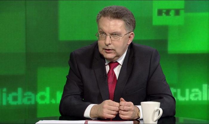Alexandr Schetinin, director del Departamento Latinoamericano del Ministerio de Exteriores ruso.