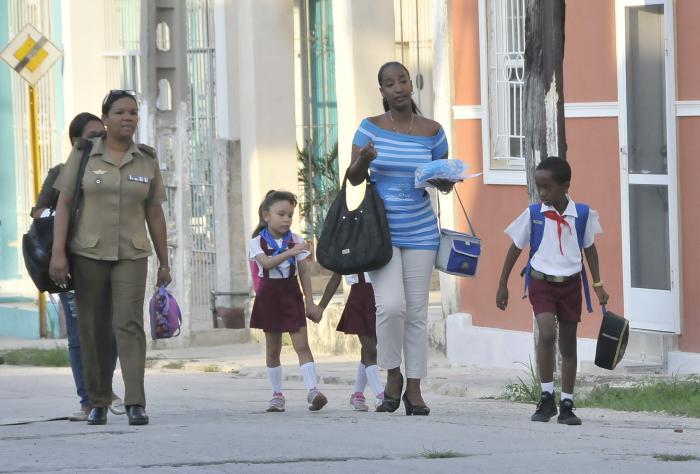 Vida Social,madres con su hijos