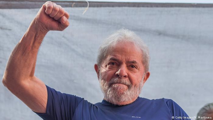 Luiz Inácio Lula da Silva desde la cárcel sigue en la batalla para demostrar su inocencia y la violación en su contra del debido proceso judicial. El fue condenado sin prueba alguna.