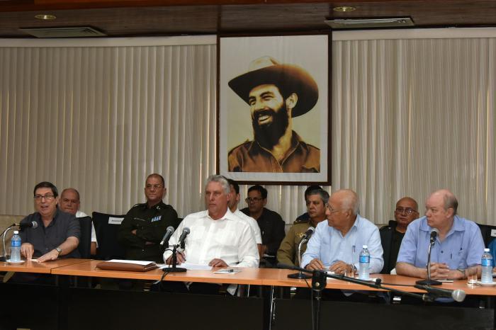 Comprometida Cuba a desarrollar una política exterior independiente, antiimperialista y contrahegemónica