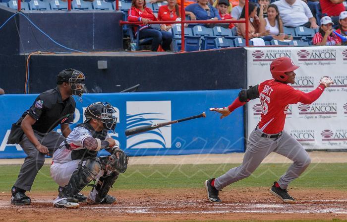 serie del Caribe 2019, Juego final entre los equipos Los Leñadores de Las Tunas de Cuba y Toros de herrera de Panamá, en el Estdio Rod Carew de Ciudad Panamá, gana las Serie el equipo de Panamá