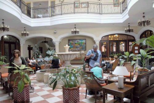 El Iberostar Grand Hotel Trinidad es el único con la categoría cinco estrellas en la provincia de Sancti Spíritus