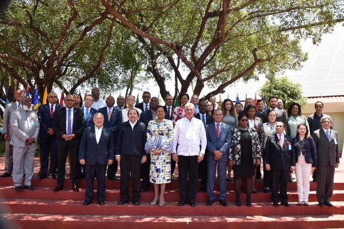 Unidad y solidaridad marcan Encuentro de la Asociación de Estados del Caribe