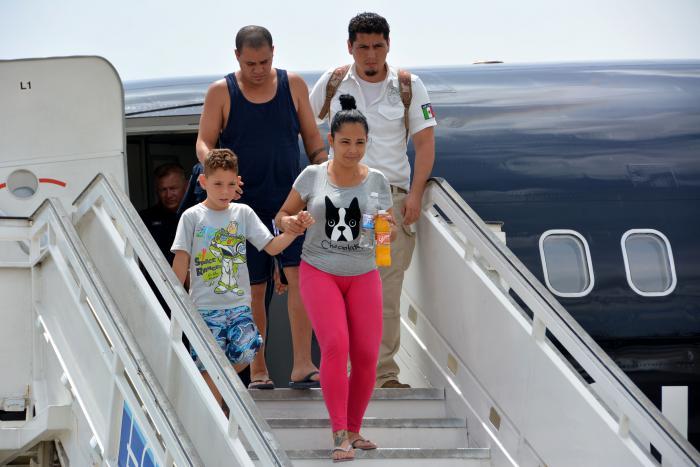 Nuevo grupo de deportados llega a Cuba desde México
