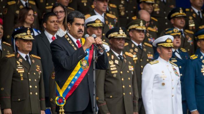 El 4 de agosto 2018 el presidente Nicolás Maduro fue víctima del primer intento de magnicidio con drones en la historia